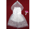 Wedding Dress Up Playset
