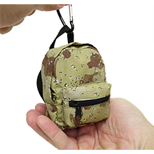 Fashion US Modern Desert Storm Chocolate Chip Camo Mini Backpack