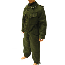 1:6 Scale German Panzer Crews Reversible One-Piece Combination (Exclusive)