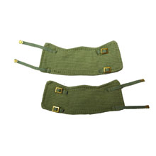 1:6 Scale British WWII Puttees Gaiters (OD)