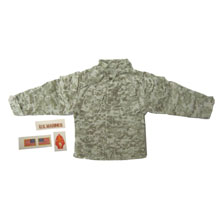1:6 Scale U.S. 1st Marine Expeditionary Force Digital Camo Shirt with Patches