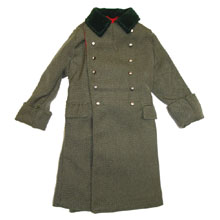 1:6 Scale German WWII General Officer's Greatcoat
