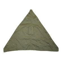 1:6 Scale German WWII MDFC Tent Quarter (Field Gray)