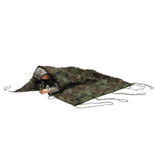 1:6 Scale U.S. Woodland Camoflage Netting (only on Veegostore)