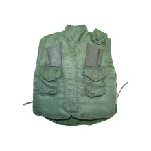 1:6 Scale British 1979 Pattern Armor Fragmentation FLAK Protective Vest