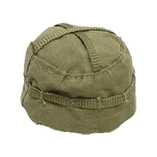1:6 Scale German WWII ParaTrooper Helmet Cover