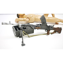 1:6 Scale British WWII BREN Machine Gun Set
