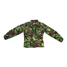 1:6 Scale British Army Camo Combat Shirt