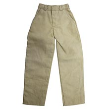 1:6 Scale U.S. WWII Desert Color Trouser