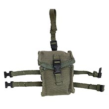 1:6 Scale U.S. USMC Force Recon - Drop Leg Pouch (OD Green)