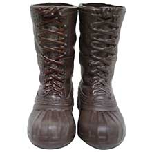 1:6 U.S. Modern Ground Force Brown Boots (Aging Effect)
