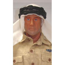 3D Printed British WWII Arab Style Headdress for the SAS KD Uniform